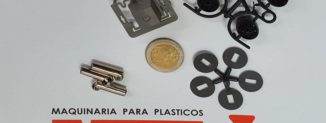 Microinyección de Plásticos